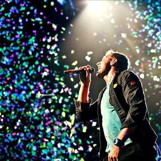 Tiket Coldplay Bangkok [Standing B]