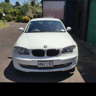 BMW 116i 2009