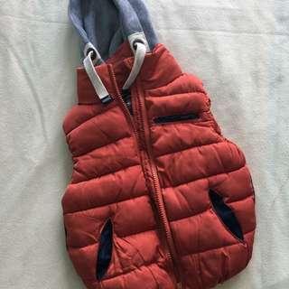 Winter Vest For Baby