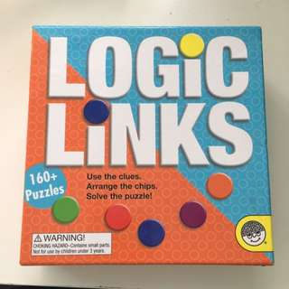 Logic Links Puzzle Game