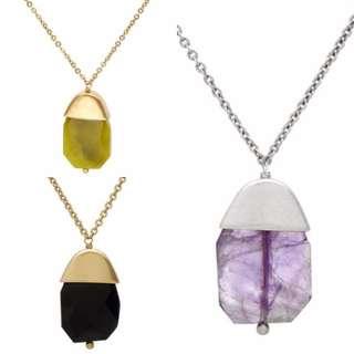 PILGRIM Skanderborg Denmark Necklace GENUINE 30$
