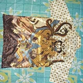 Kemeja Batik Asli Pekalongan