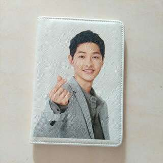 Passport Cover Song Joong Ki