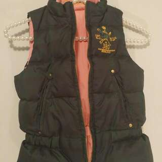 Ralph Lauren Reversible Girl's Vest