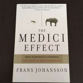 The Medici Effect - Frans Johansson
