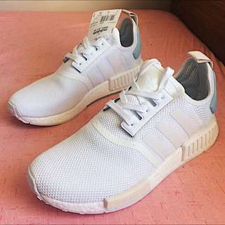Adidas NMD R1 W White/Tactile Green
