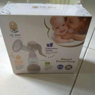 Manual Breast Pump (I.Q. Baby)