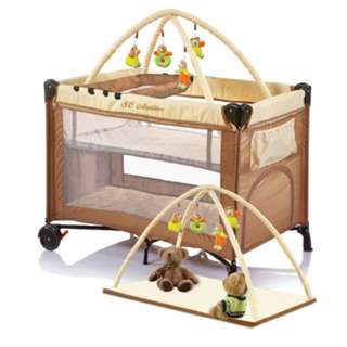 All In One Baby Playpen Baby Cot