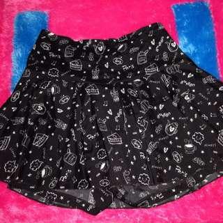 Mini Celana Rok Cute