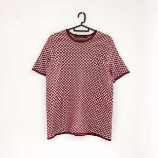Zara Knit Wear Top