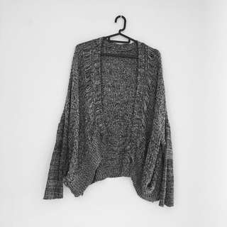 Knitted Shrug Cardigan