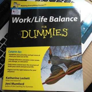 Work/Life Balance for Dummies