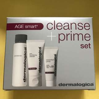 Dermalogica Age Smart Cleanse And Prime Set