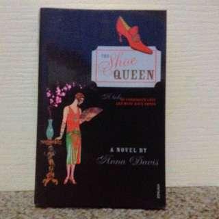 The Shoe Queen by Anna Davis