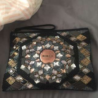 Mimco Cluch