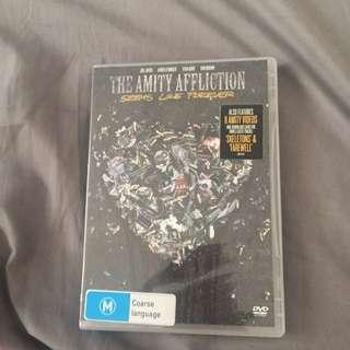 Amity Affliction DVD