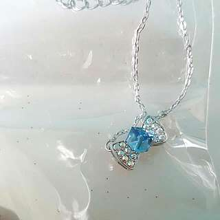 Mbox - Using Swarovski Elements Crystal Jewellery- Necklace