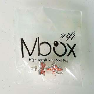 Mbox - Using Swarovski Elements Crystal Jewellery- Earring
