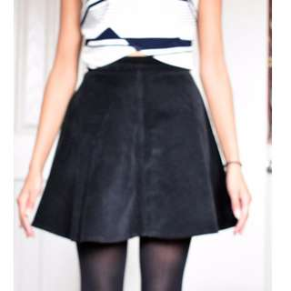 MINKPINK Black Skirt XS