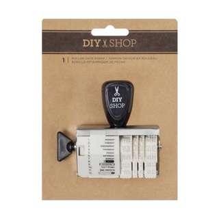 DIY Shop Roller Date Stamp