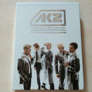 Signed CD AKZ (Atomic Kiz)