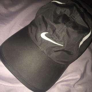 Black Nike Adjustable Hat