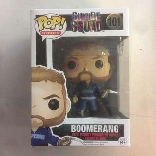 Funko Pop Suicide Squad Boomerang