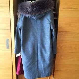冬季大外套
