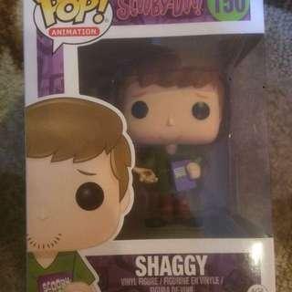 Funko Pop Scooby Doo Shaggy