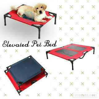 Elevated Pet Dog Cat Bed/Outdoor Indoor Coolaroo type