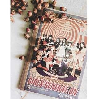 Girl's Generation 'Hoot' Album