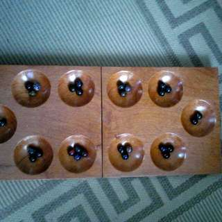 Foldable Sungka Mancala