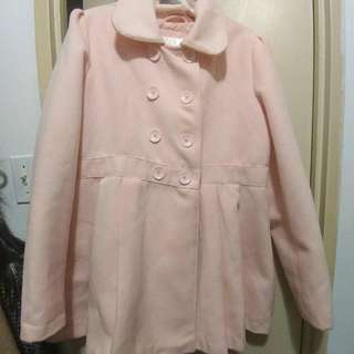 Size Xxl - Pink Peplum Jacket Or Best Offer