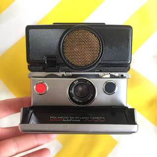 ❗️REDUCED ❗️Vintage Polaroid SX-70 Land Camera