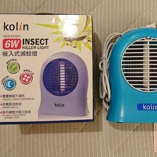 Kolin 歌林 吸入式滅蚊燈
