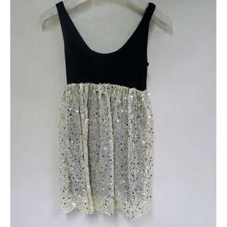 Sparkly Mini-Dress