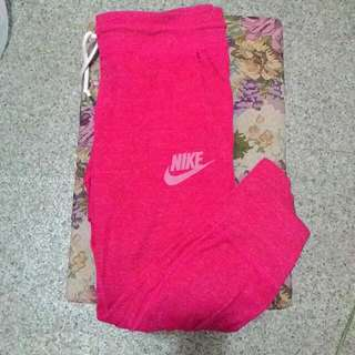 Nike運動棉褲