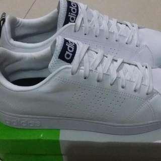 Adidas neo advanted cleans stipe navy ORIGINAL