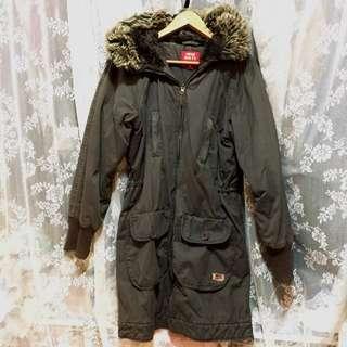 ✨舊愛衣物:買2送1✨🇮🇹 Miss Sixty army jacket 軍褸 長䄛