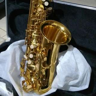 Saxophone Gold Color Made In China
