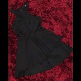 Ladakh Black Dress
