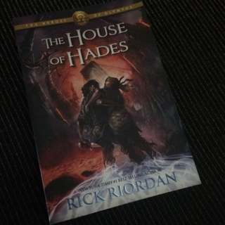 The Heroes Of Olympians: The House Of Hades