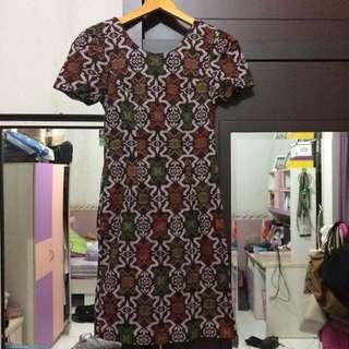 Dress Batik All Size
