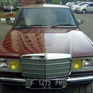 Mercedes-Benz Tiger 280E MT 1985 Istimewa