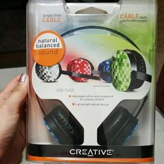 BN Creative HQ 1450 headset
