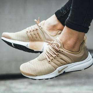 Nike Air Presto Womens - Linen