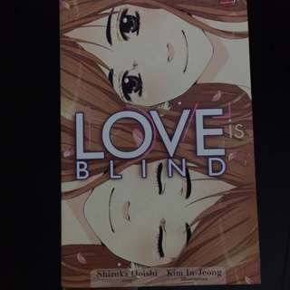[REPRICE]Love is Blind