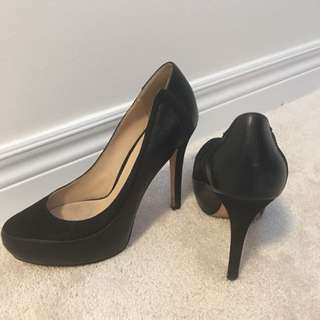 Marciano Black Pump Shoe