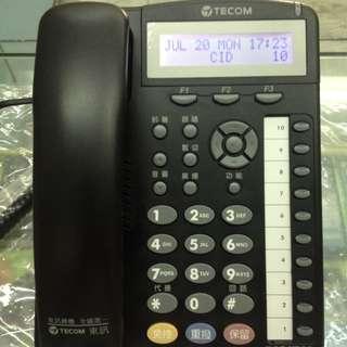 Since1995--東訊SD-7710E(SD7710E) 10Keys話機--