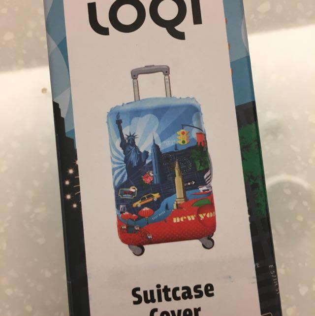 行李箱套2件組